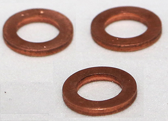 Copper Washer Image